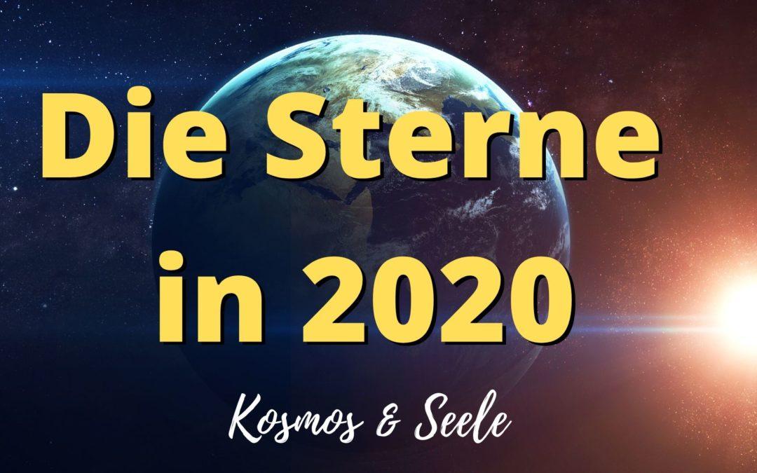 Die Sterne in 2020