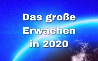 Neumond im Skorpion * Das große Erwachen in 2020