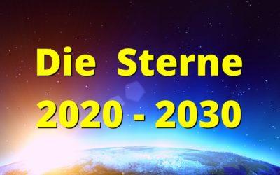 Die Sterne in 2020-2030 – Die Große Transformation in den Zwanzigern