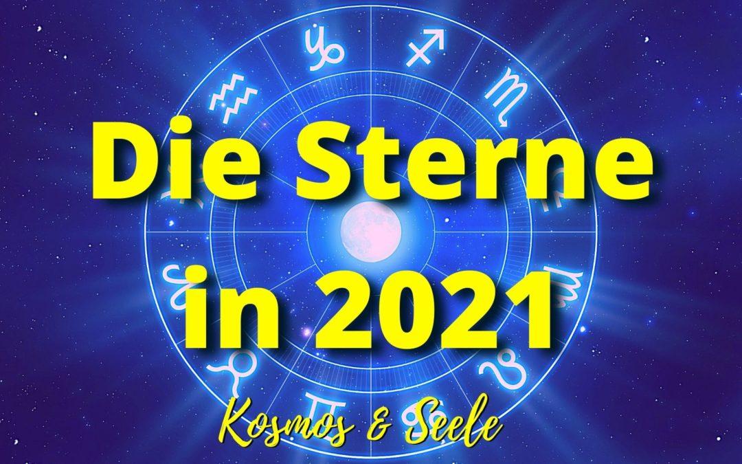 Die Sterne in 2021