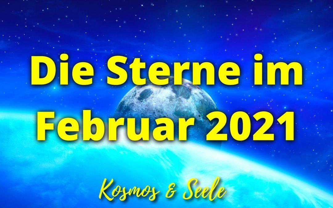 Die Sterne im Februar 2021