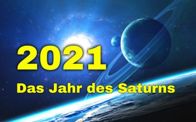 2021 – das Jahr des Saturns: Lebensaufgabe & Meisterschaft